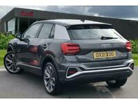 2021 Audi Q2 S line 35 TFSI 150 PS S tronic Auto Estate Petrol Automatic