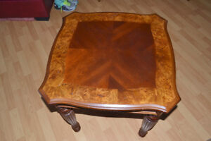 Coffee table, solid wood, Bombay brand