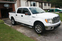 2011 Ford F-150 SuperCrew XTR 4X4 CHROME PACKAGE