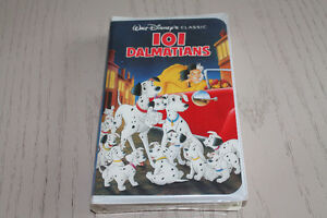 101 Dalmations factory sealed 1992