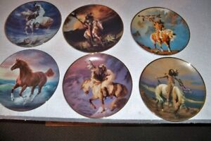 Native Indian plates