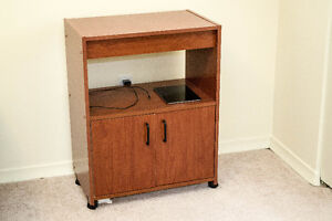 Firm TV table for sale