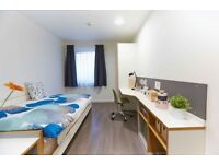 SILVER EN-SUITE - BRIGGS HOUSE - LEEDS - STUDENT FLAT