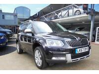 2017 Skoda Yeti 1.2 TSI (110PS) SE L Drive Outdoor 5-Dr 5dr