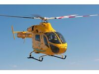 Lincs & Notts Air Ambulance: Shop Volunteer - Sutton-in-Ashfield (Various vacancies available)