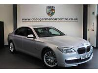 2010 10 BMW 7 SERIES 3.0 740D M SPORT 4DR AUTO 302 BHP DIESEL