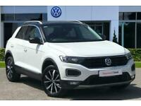 2018 Volkswagen T-Roc 2017 1.0 TSI SEL (115ps) Hatchback Petrol Manual