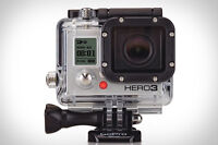 GoPro Hero 3 Black Sports Camera with MANY Accessories