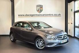 2015 15 MERCEDES-BENZ A CLASS 1.5 A180 CDI BLUEEFFICIENCY SPORT 5DR AUTO 109 BHP