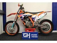 2015 KTM SXF 350 | VERY GOOD CONDITION | ORANGE RIMS | FACTORY GRAPHICS | SX-F