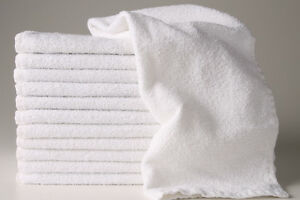 Lot of 12 white hand towels London Ontario image 1