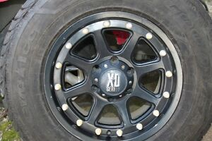 WANTED ONE OR WILL SELL THREE XD SERIES RIMS