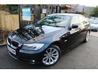 BMW 320d SE Black 4 Door Low Mileage Long MOT Finance Available