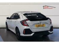 2018 Honda Civic 1.0 VTEC Turbo EX 5dr Manual Hatchback Petrol Manual