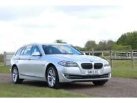 2011 BMW 5 Series 2.0 520d SE Touring 5dr Estate Diesel Automatic
