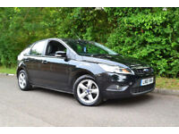 2010 Ford Focus 1.6TDCi 110 Zetec £76 A Month £0 Deposit