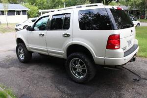 2003 Ford Explorer Limited 4.6L VUS
