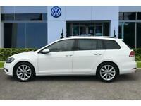 2020 Volkswagen Golf MK7 Facelift 2.0 TDI GT EDITION 150PS DSG Estate, WINTER PA