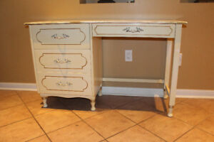 Vintage French Provincial Desk
