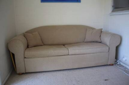 Sofa Bed Fold Out Grays Point Sutherland Area Preview