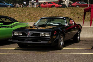 1978 TRANS AM 6.6 ALL ORIGINAL 400 NUMBERS MATCH SURVIVOR