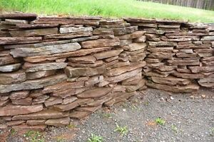 Decorative Stone / FLAGSTONE / Flat Rock / Walls / Landscaping