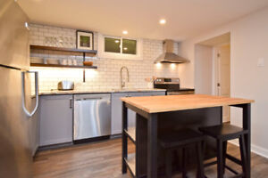 2 Bdrm Furnished Apt, Downtown Ottawa, Close to Everything!