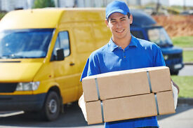 Man And Van for all small deliverys and removals . John 07801 487865