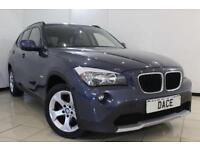 2012 12 BMW X1 2.0 SDRIVE20D SE 5DR AUTOMATIC 174 BHP DIESEL