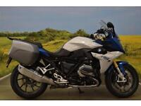 BMW R1200 RS 2016 ** ELECTRONIC SUSPENSION, ABS, CRUISE,POWER MODES **