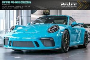 2018 Porsche 911 GT3 w/ PDK