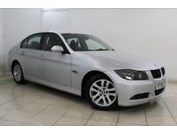 2006 55 BMW 3 SERIES 2.0 320I SE 4DR AUTOMATIC 148 BHP