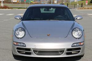 2006 Porsche 911 Carerra S Coupe (2 door)