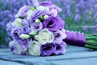 Beautiful wedding flowers created just for you to fit any budget