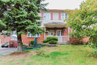 Longueuil Semi Detached Impeccable Home with Finished Basement