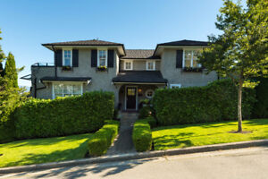 Spectacular hillside view property in Kits! OPEN OCT 22, 2-4 PM