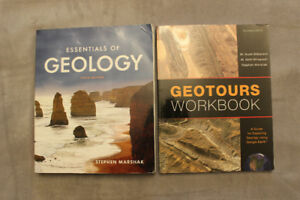 ESSENTIALS OF GEOLOGY - MCMASTER TEXTBOOK