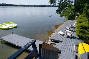 Roblin Lake Waterfront Paradise - Enjoy Summer In The County