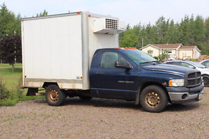 2004 Dodge Ram 2500 Diesel Cumming (with Thermoking Refer box)