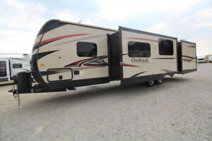 2015 Outback Holiday Trailer