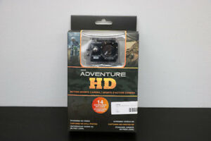 **AMAZING** Cobra 5200 Adventure HD Action Camera (#15533)