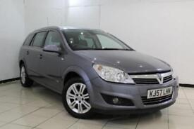 2007 57 VAUXHALL ASTRA 1.6 DESIGN 5DR 115 BHP