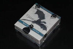 GAME OF THRONES-SEASON 3-COLLECTION-CARTES/CARDS-DISPLAY BOX