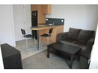 Double Studio Apartment - Furnished