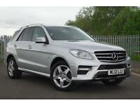 Mercedes-Benz ML Ml250 Bluetec 2.2 Sport DIESEL AUTOMATIC 2012/12