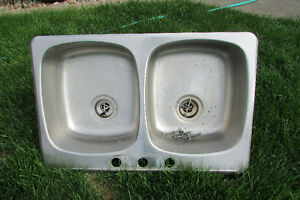 Double Basin Stainless Sink
