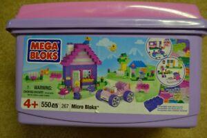 Mega Bloks - Micro Ultimate Building Tub,