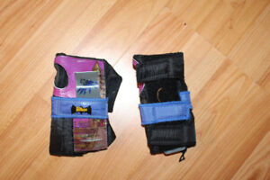 Child Wrist guards for roller blades