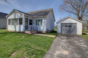 Renovated Bungalow on XL Lot w/ Heated Garage!