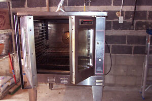Garland Master 450 Gas Oven